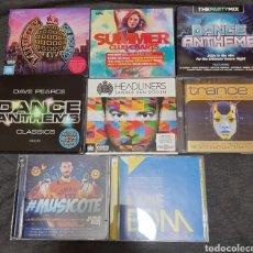 CDs de Música: PACK RECOPILATORIOS DANCE. Lote 277452733