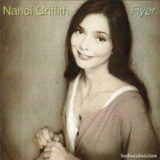 CDs de Música: NANCI GRIFFITH - FLYER. CD. Lote 277453803