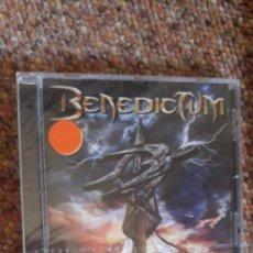 CDs de Música: BENEDICTUM , OBEY , CD 2013 ITALIA , NUEVO PRECINTADO, ENVIO ECONOMICO. Lote 277458648