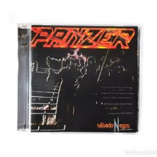 CDs de Música: PANZER - SÁBADO NEGRO. Lote 277476018