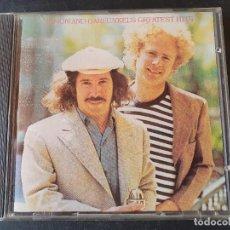 CDs de Música: SIMON AND GARFUNKEL - GREATEST HITS (CD, CBS 1986). Lote 277502208