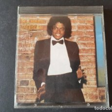 CDs de Música: MICHAEL JACKSON OFF THE WALL CD. Lote 277507578