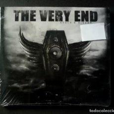 CDs de Música: THE VERY END - MERCY & MISERY - CD 2011 - STEAMHAMMER (NUEVO / PRECINTADO). Lote 277507628