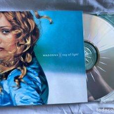 CDs de Música: MADONNA - RAY OF LIGHT (CD, ALBUM). Lote 277499518