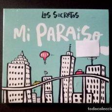 CDs de Música: LOS SECRETOS - MI PARAÍSO - CD 2019 - DRO (NUEVO / PRECINTADO). Lote 277509848
