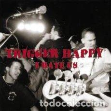 CDs de Música: THE ALMIGHTY TRIGGER HAPPY-I HATE US.PUNK ROCK HARDCORE MUY BUENOS PRECINTADO. Lote 277514353