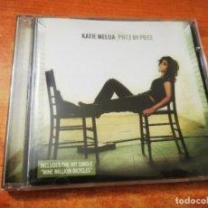 CDs de Música: KATIE MELUA PIECE BY PIECE CD ALBUM DEL AÑO 2005 CONTIENE 12 TEMAS. Lote 277520233