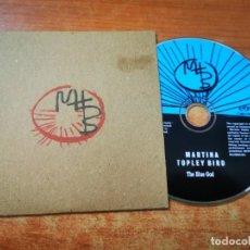 CDs de Música: MARTINA TOPLEY BIRD THE BLUE GOD CD ALBUM PROMO CARTON DEL AÑO 2007 CONTIENE 12 TEMAS INDIE. Lote 277522313