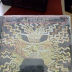 CDs de Música: ALTURAS CD. Lote 277527103