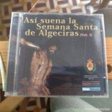 CDs de Musique: CD SEMANA SANTA ASI SUENA LA SEMANA SANTA EN ALGECIRAS - CADIZ - PRECINTADO VOLUMEN VOL.I. Lote 277530468