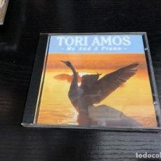 CDs de Música: ME AND A PIANO, DE TORI AMOS. RARÍSIMO. NO OFICIAL. Lote 277539143