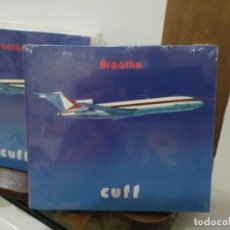 CDs de Música: BREATHE - CUFF - CD. OVNI RECORDS. Lote 277592828