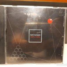 CDs de Música: CD TONI ROMERO : 100 MEIRU. Lote 277593948