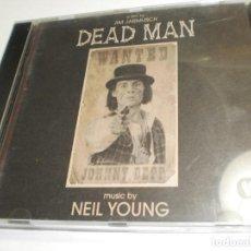 CDs de Música: CD DEAD MAN. MUSIC BY NEIL YOUNG. VAPOR RECORDS 1996 GERMANY LIBRETO (SEMINUEVO). Lote 277621933