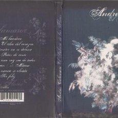 CDs de Música: ANDRES CALAMARO - EL PALACIO DE LAS FLORES (CD DIGIPACK, DISCOS GASA 2006). Lote 277622333