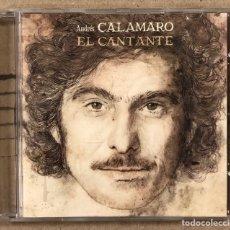 """CDs de Música: ANDRÉS CALAMARO """"EL CANTANTE"""" (GASA 2004). CD.. Lote 277638678"""