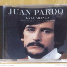 CDs de Música: JUAN PARDO (LA CHARANGA) CD 1997. Lote 277642148