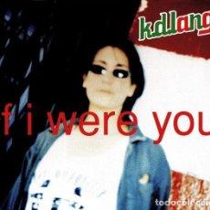 CDs de Música: K.D. LANG * IF I WERE YOU * CD MAXI * 1995 (1 TEMA INÉDITO). Lote 14419787