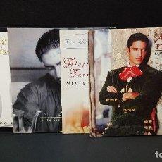 CDs de Música: ALEJANDRO FERNANDEZ 4 CD SINGLE COMO EL SOL Y EL TRIGO ,LA MITAD QUE ME FALTABA + 2 PEPETO. Lote 277647213