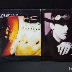 CDs de Música: VARGAS BLUES BAND 2 CDS SINGLE SPANISH FLY + GIPSY BOOGIE PEPETO. Lote 277647903