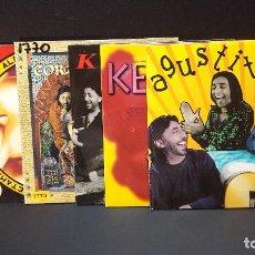 CDs de Música: KETAMA 5 CDS SINGLE ALGUNA VEZ +CORAZON LOCO + FLOR DE LIS +2 PEPETO. Lote 277648898