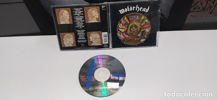 CDs de Música: Motorhead - 1916 buen estado 1991 - Foto 2 - 277652093