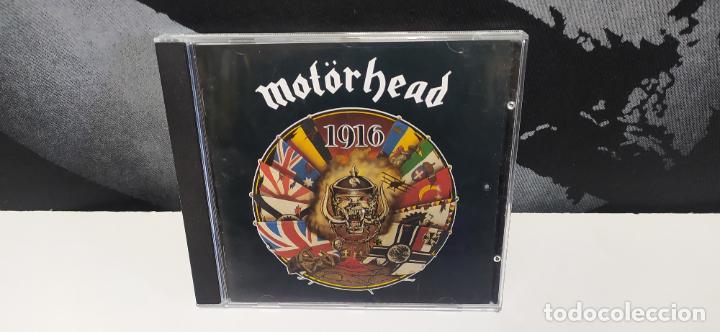 MOTORHEAD - 1916 BUEN ESTADO 1991 (Música - CD's Heavy Metal)