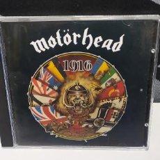 CDs de Música: MOTORHEAD - 1916 BUEN ESTADO 1991. Lote 277652093
