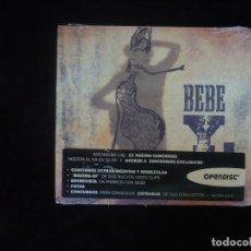 CDs de Música: BEBE Y - CD NUEVO PRECINTADO. Lote 277653468