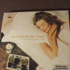 """CDs de Música: CD LA OREJA DE VAN GOGH """" LO QUE TE CONTE MIENTRAS TE HACÍAS LA DORMIDA """". Lote 277654203"""