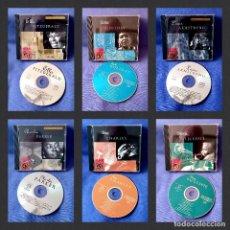 CDs de Música: COLECCIÓN COMPLETA JAZZ DO IT (REVISTA MAN 1995). Lote 277667898