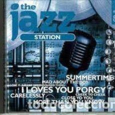 CDs de Música: KBOX3171C THE JAZZ STATION BOX SET 3XCD. Lote 277691308