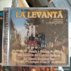 CDs de Música: CD SEMANA SANTA SEVILLA. AGRUPACION MUSICAL NTRA SRA VIRGEN DE LOS REYES XXV ANIVERSARIO PRECINTADO. Lote 277692093