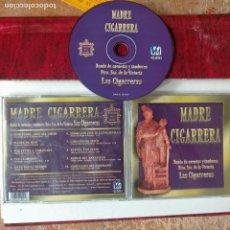 CDs de Música: CD SEMANA SANTA SEVILLA. MADRE CIGARRERA SEMANA SANTA BANDA DE CORNETAS Y TAMBORES LAS CIGARRERAS. Lote 277692253