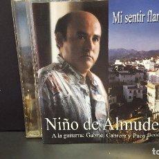CDs de Música: NIÑO DE ALMUDENA MI SENTIR FLAMENCO CD ACM RECORDS PEPETO. Lote 277701218