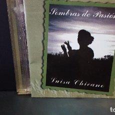 CDs de Música: LUISA CHICANO SOMBRAS DE PASION CD 2000 PEPETO. Lote 277701858