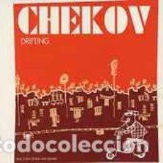 CDs de Música: CHEKOV - DRIFTING (CD, MAXI) LABEL:DECKTRONICS, DECKTRONICS CAT#: DECK 51065-3, 51065-3. Lote 277706723