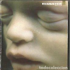CDs de Música: RAMMSTEIN. MUTTER. MOTOR MUSIC 549 683-2. 2001. DIGIPAK LIMITED EDITION.. Lote 277708463