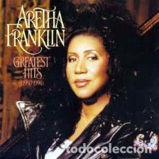 CDs de Música: ARETHA FRANKLIN - GREATEST HITS (1980-1994) (CD, COMP) LABEL:ARISTA CAT#: 74321 16202 2. Lote 277708793