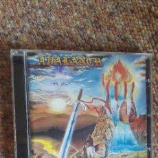 CDs de Música: AVALANCH , LLANTO DE UN HÉROE , CD 1999 ESTADO IMPECABLE , HEAVY NACIONAL. Lote 277726428