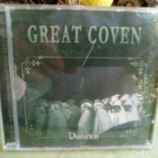 CDs de Música: CD GREAT COVEN. VIATICUM. AÑO 2006. Lote 277736628