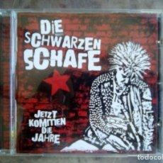 CDs de Música: CD DIE SCHWARZEN SCHAFE. JETZT KOMMEN DIE JAHRE. AÑO 2010.. Lote 277739443
