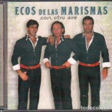 CDs de Música: ECOS DE LAS MARISMAS - CON OTRO AIRE / CD ALBUM DEL 2009 / MUY BUEN ESTADO RF-10356. Lote 277740348