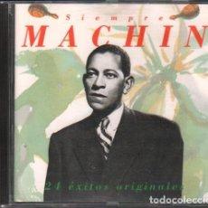CDs de Musique: SIEMPRE MACHIN - 21 EXITOS ORIGINALES / CD ALBUM DE 1990 / MUY BUEN ESTADO RF-10361. Lote 277740853