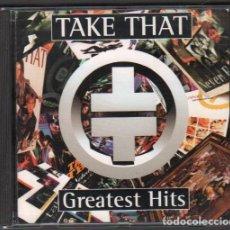 CDs de Musique: TAKE THAT - GREATEST HITS / CD ALBUM DE 1996 / MUY BUEN ESTADO RF-10364. Lote 277741093