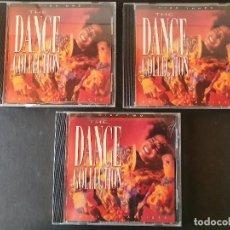 CDs de Música: THE DANCE COLLECTION - 3 COMPACT DISC SET - TBX CD 504 - SHALAMAR - SHANNON - TECHNOTRONIC .... Lote 277751493