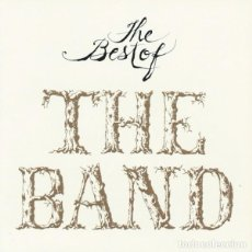 CDs de Música: THE BAND - THE BEST OF THE BAND (CD, COMP) (CAPITOL RECORDS) CDP 7 46070 2. Lote 277754803