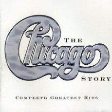 CDs de Música: CHICAGO - THE CHICAGO STORY: COMPLETE GREATEST HITS (2XCD, COMP) (RHINO RECORDS). Lote 277754968