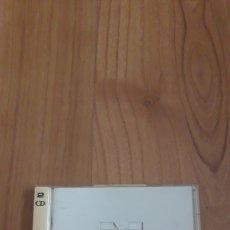 CDs de Música: DOBLE CD LUIS MIGUEL EN DIRECTO. Lote 277755053