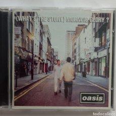 CD de Música: OASIS - CD - (WHATS THE STORY) MORNING GLORY ? - POP BRITÁNICO. Lote 277756473